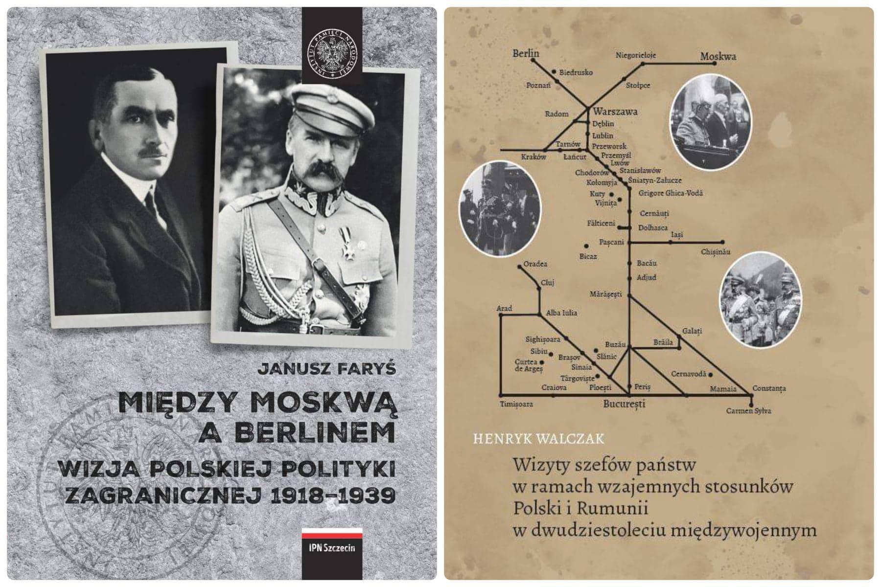 Prof. Janusz Faryś i prof. Henryk Walczak laureatami w Konkursie Historycznym MSZ