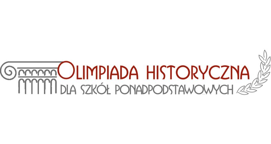 Lista osób zakwalifikowanych do etapu ustnego 47. Olimpiady Historycznej