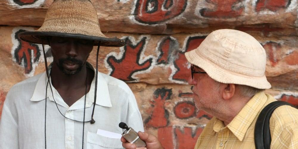Nagroda Polskiego Towarzystwa Afrykanistycznego dla prof. Jacka Łapotta