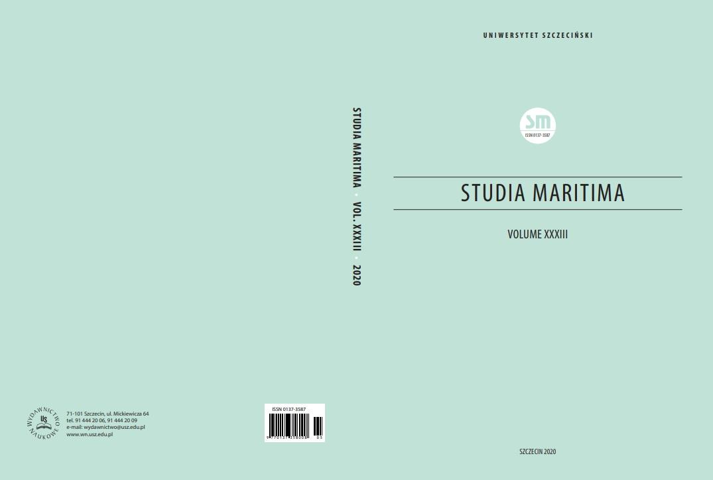Studia Maritima, t.XXXIII